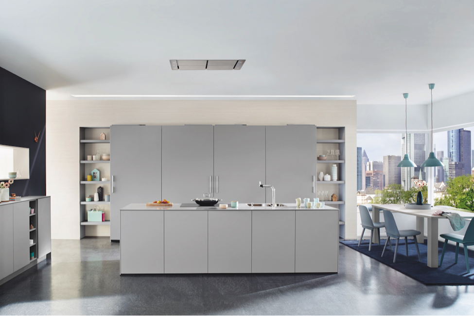 Quick guide to open kitchen concept