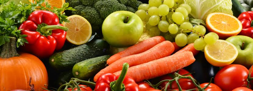 Health benefits of fresh vegetables