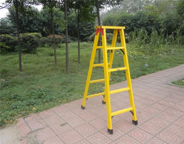 Materials used in the making of ladders
