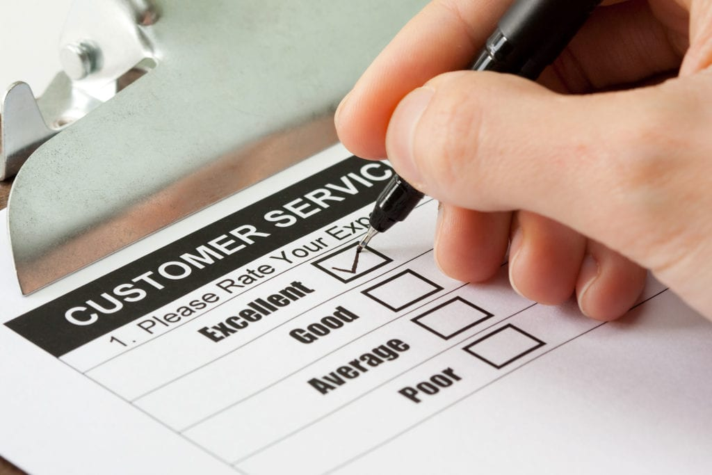 How to please your customers?