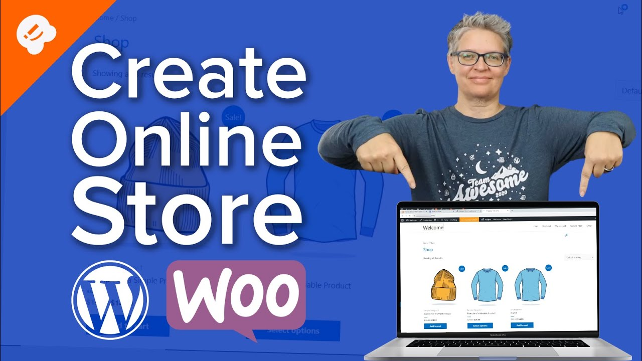 Setting up an online store with ease